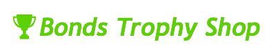 bonds trophy shop logo